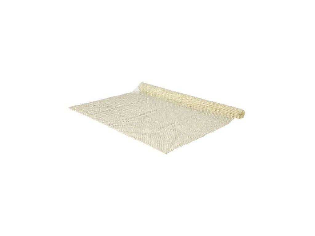 Protiskluzová podložka Meradiso 150x100 cm - Béžová