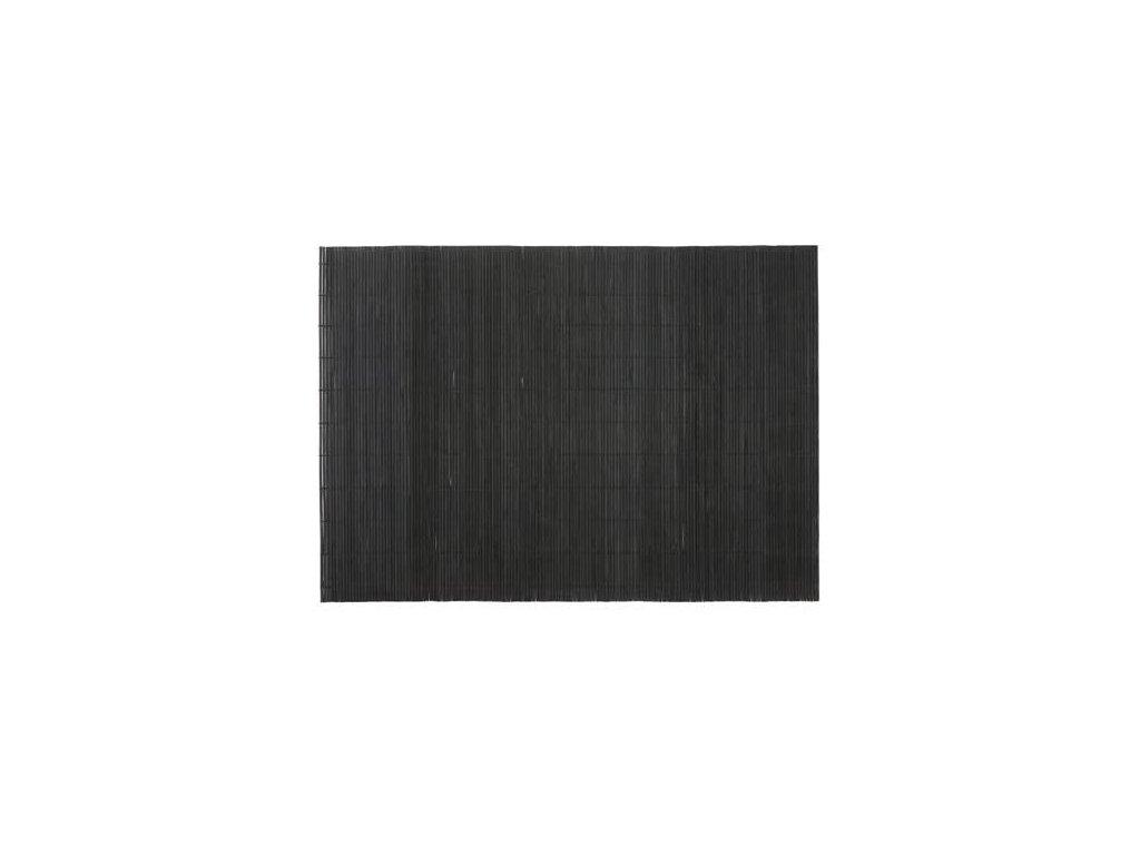EmaHome - Prostírání 35 x 50 cm 4 ks 100% bambus tmavě modrá