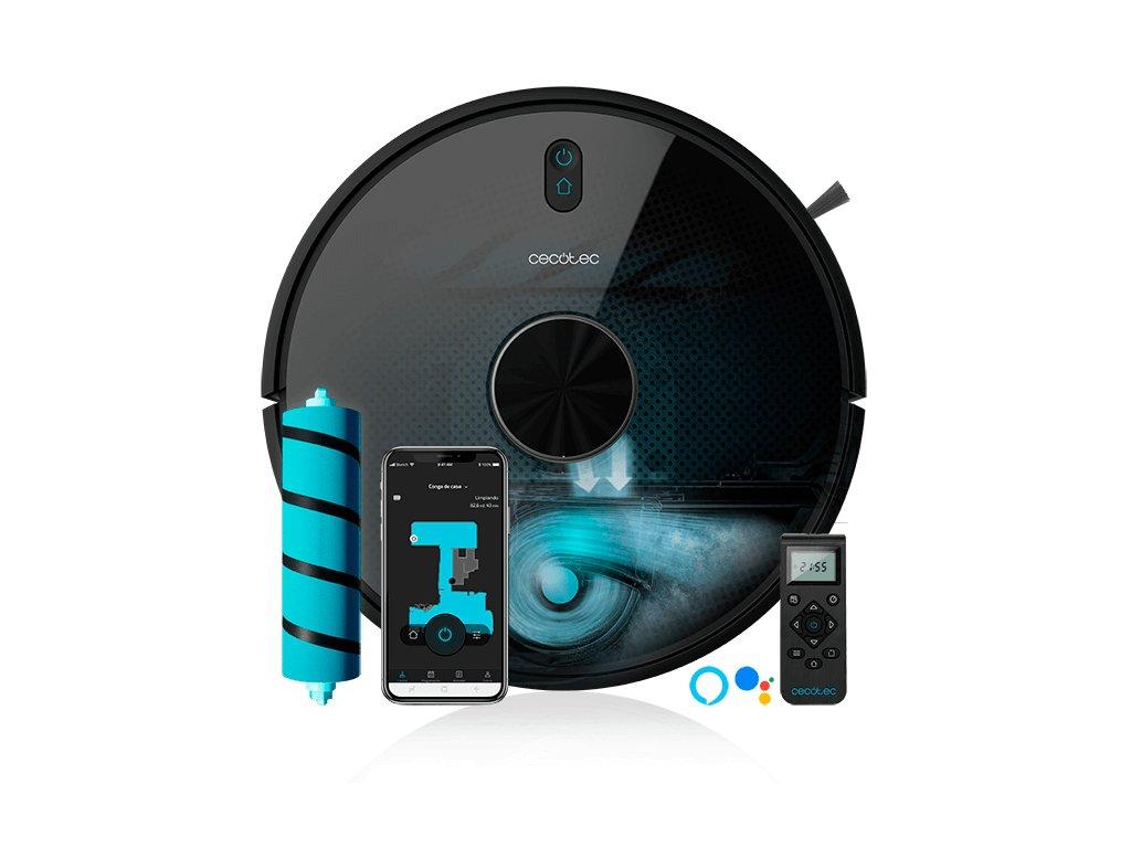 CECOTEC Conga Robotický vysavač 5490