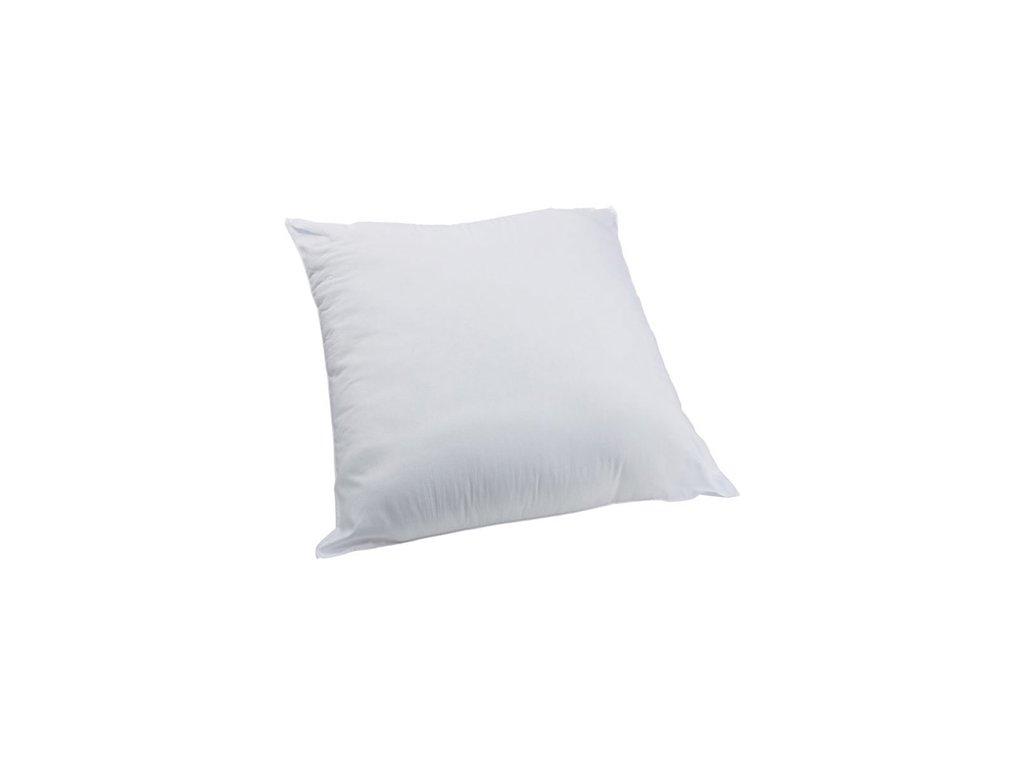 EmaHome - Polštář antialergický z bavlny / 40 x 40 cm / bílý