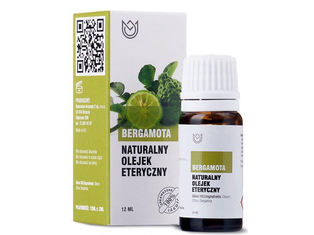 EmaHome - Přírodní éterický olej - bergamot 12ml
