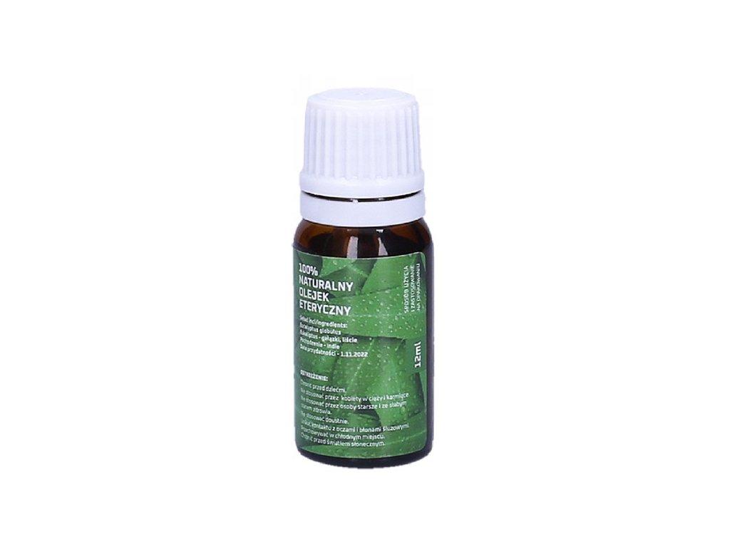 EmaHome - Přírodní éterický olej - eukalyptus 12ml