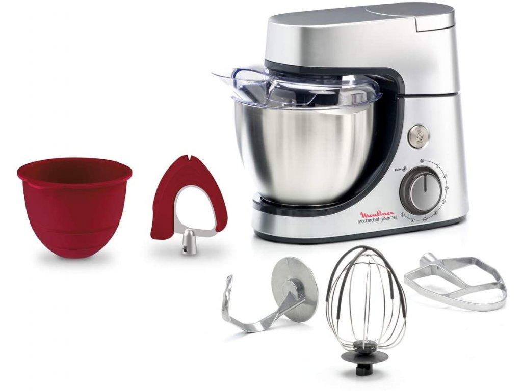 Kuchyňský robot Moulinex QA530D Masterchef Gourmet