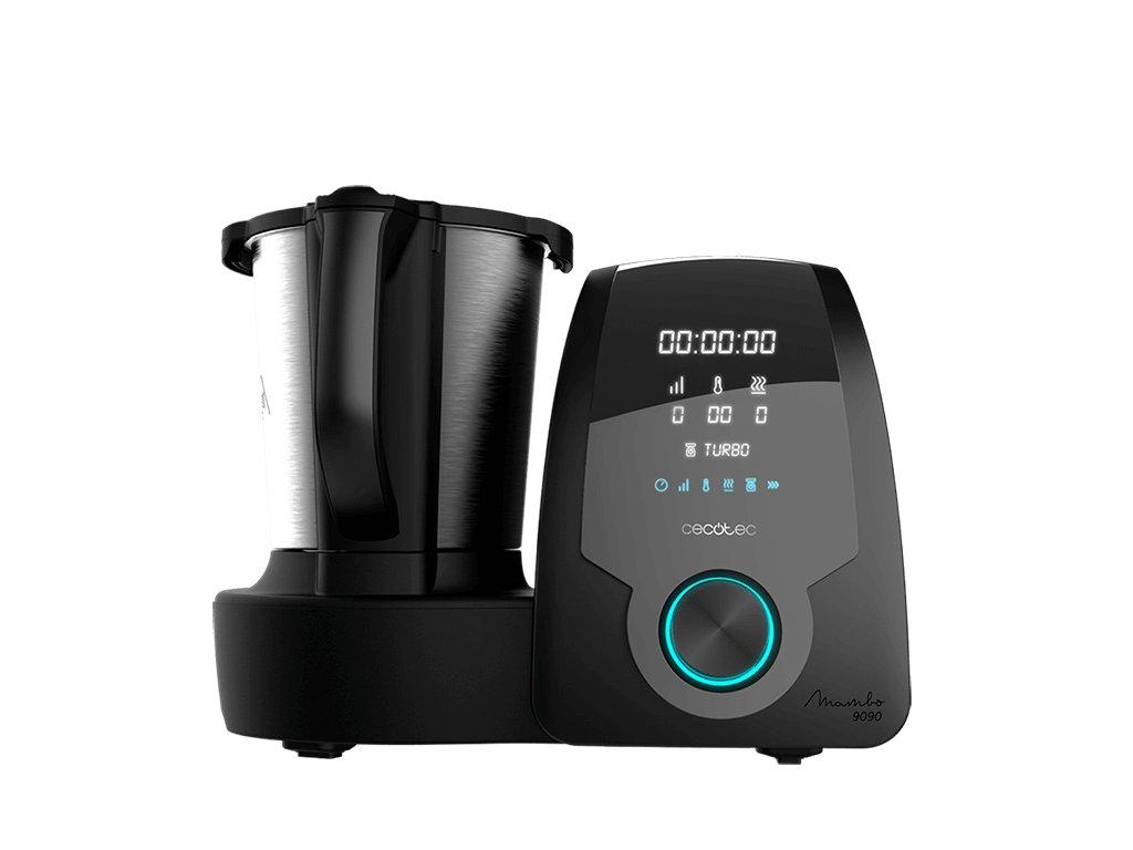 Kuchyňský robot Cecotec Mambo 9090 - černý