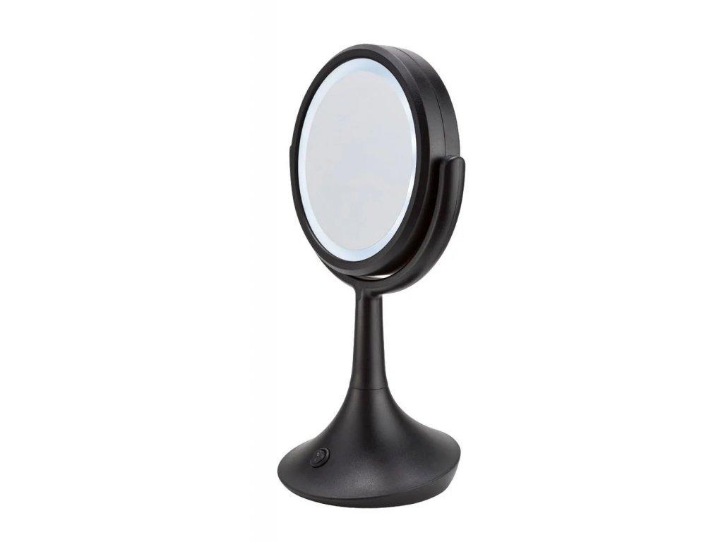 Osvětlené stojící kosmetické zrcadlo EmaHome
