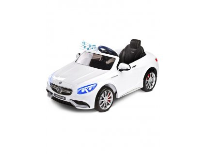9566 elektricke auticko toyz mercedes benz s63 amg 2 motory white
