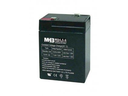 13304 pb akumulator mhb vrla agm 6v 4 5ah