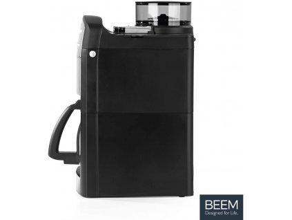 Kávovar na překapávanou kávu BEEM Aroma Fresh Perfect II s mlýnkem / 1000 W / sklo