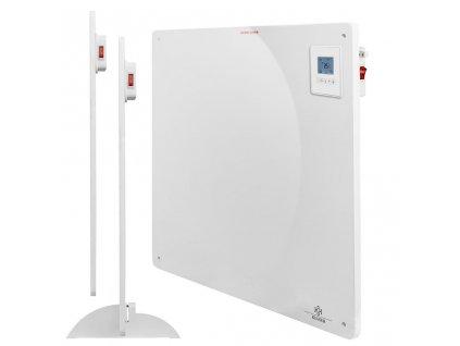 Kesser infračervený topný panel 550W s WIFI a LCD displayem