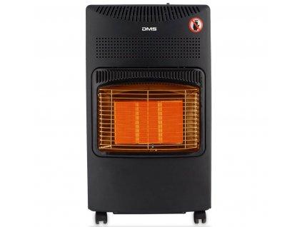DMS Germany -Plynový ohřívač KGH-01 / 4200W