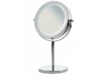 Kosmetické oboustranné zrcadlo LED EmaHome