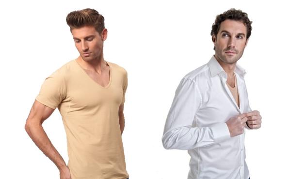 Tričko pod košeľu. Ktoré si vybrať?