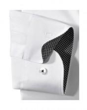 Pánska košeľa s dlhými rukávmi s farebnými manžetami Olymp
