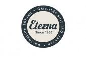 Logo kvality módnej značky Eterna
