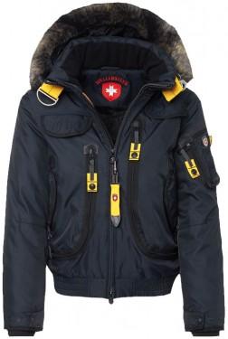 Zimná bomber pánska bunda Wellensteyn Rescue Jacket