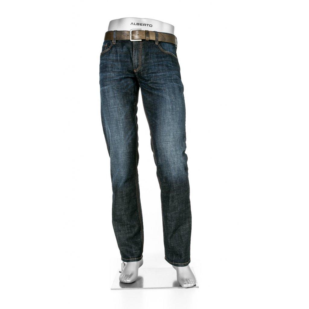 Pánske džínsy ALBERTO v zoštíhlenom strihu