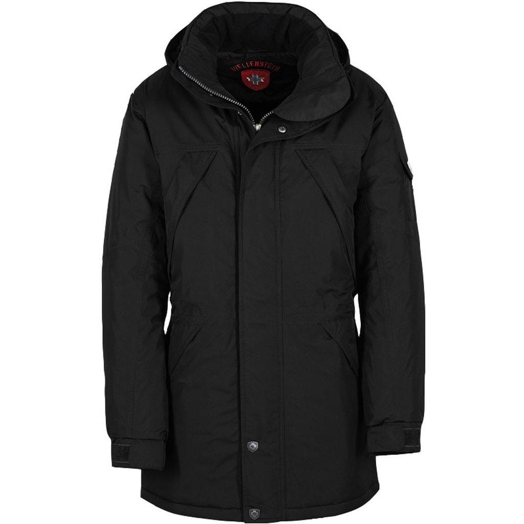 Wellensteyn Brandungsparka – klasická nepremokavá a vetruvzdorná zimná pánska bunda