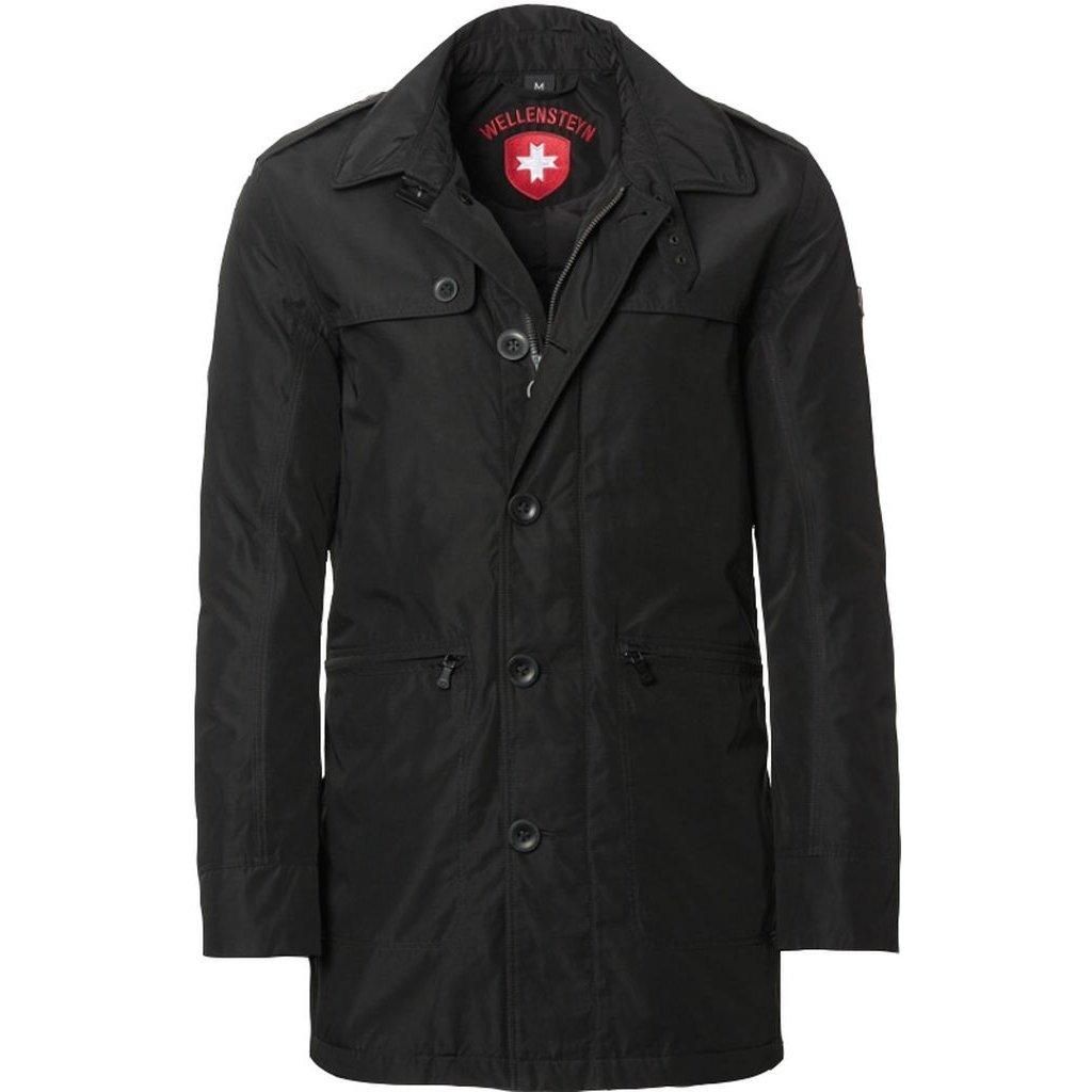 Wellensteyn Viarregio - decentný trenčkotový kabát v biznis štýle