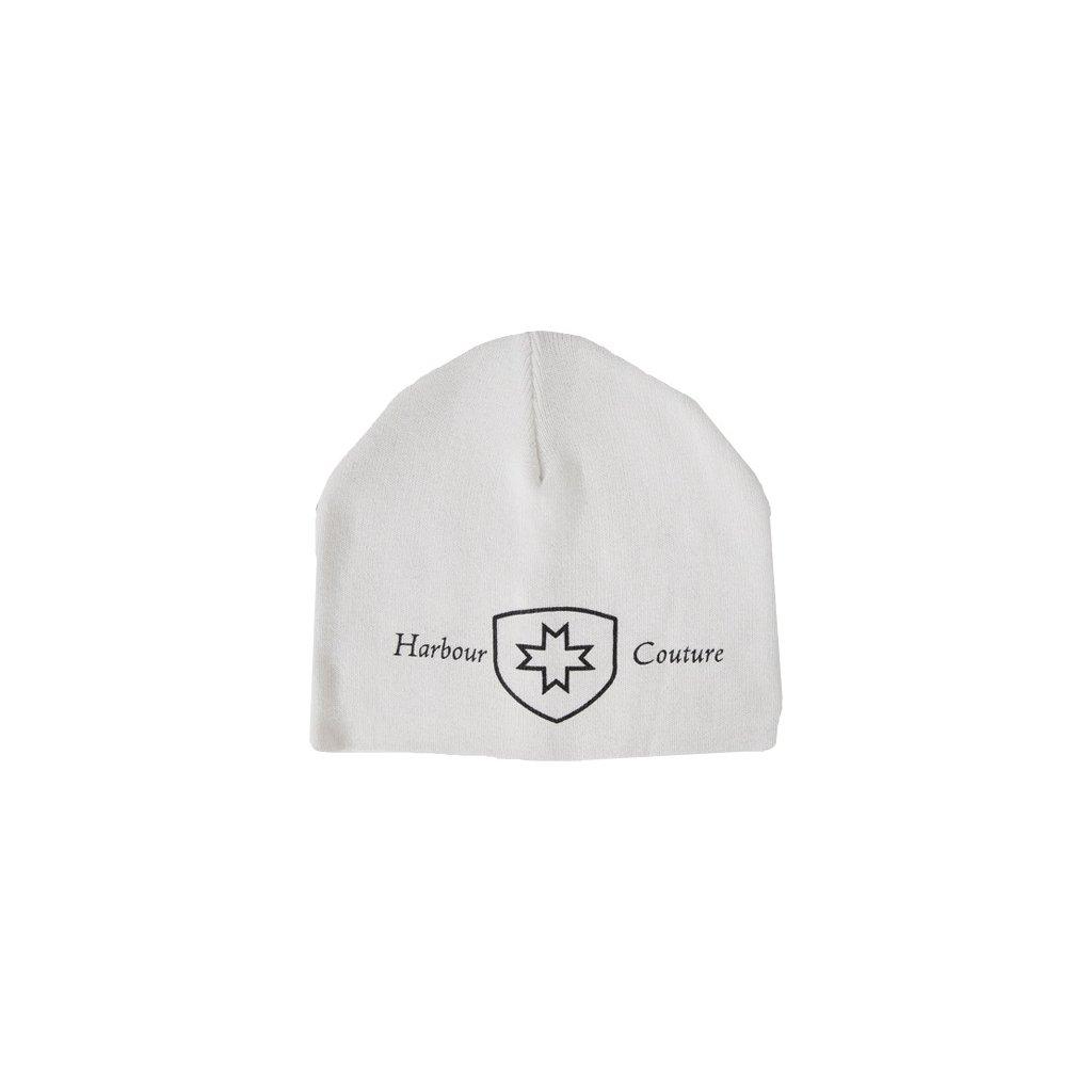 Pánska biela čiapka na zimu WELLENSTEYN