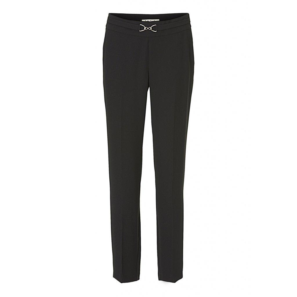Klasické čierne dámske nohavice BETTY BARCLAY