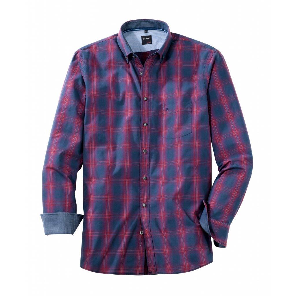 Moderná casual košeľa OLYMP