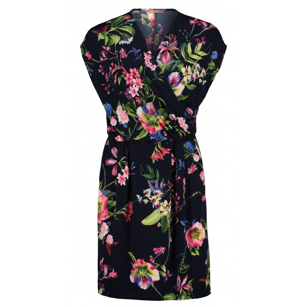 Elegantné dámske šaty kvetované BETTY BARCLAY