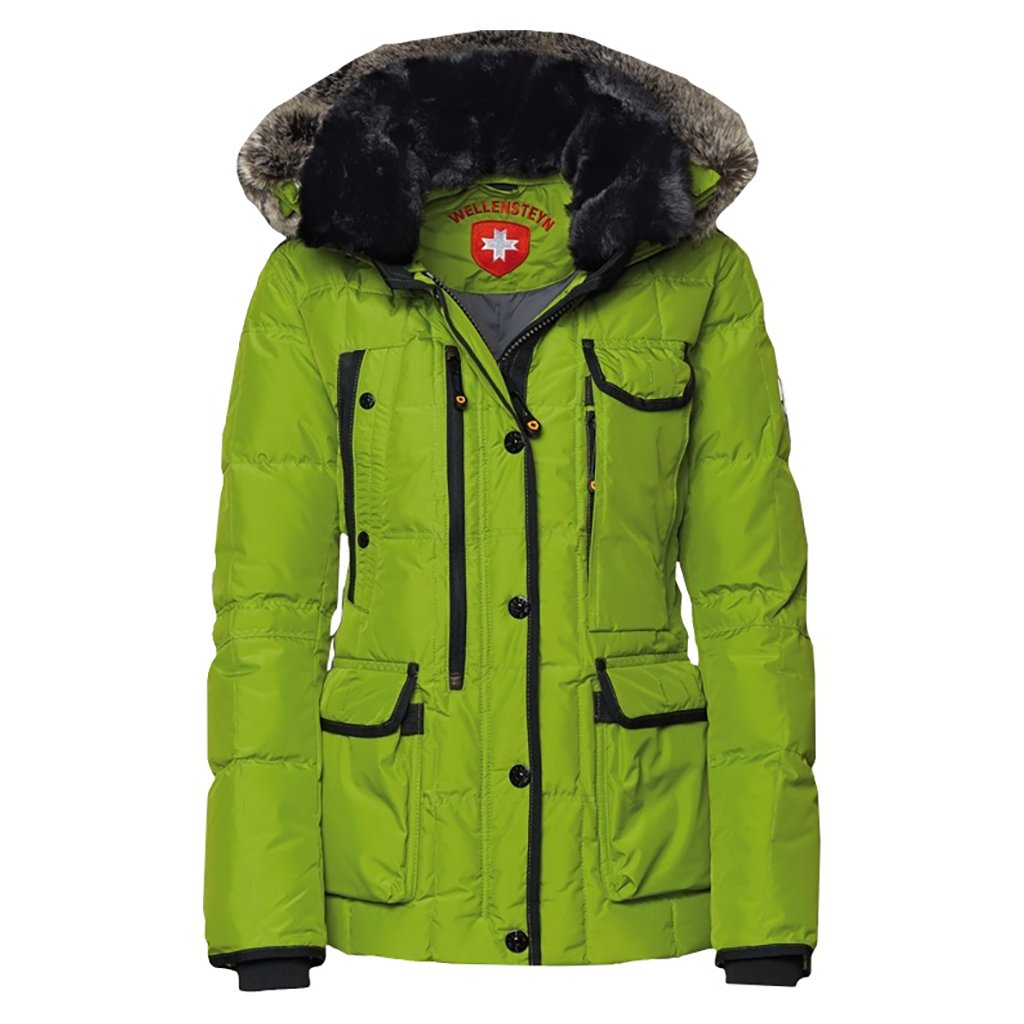 WELLENSTEYN Marvellous Lady - luxusná dámska zimná páperová bunda
