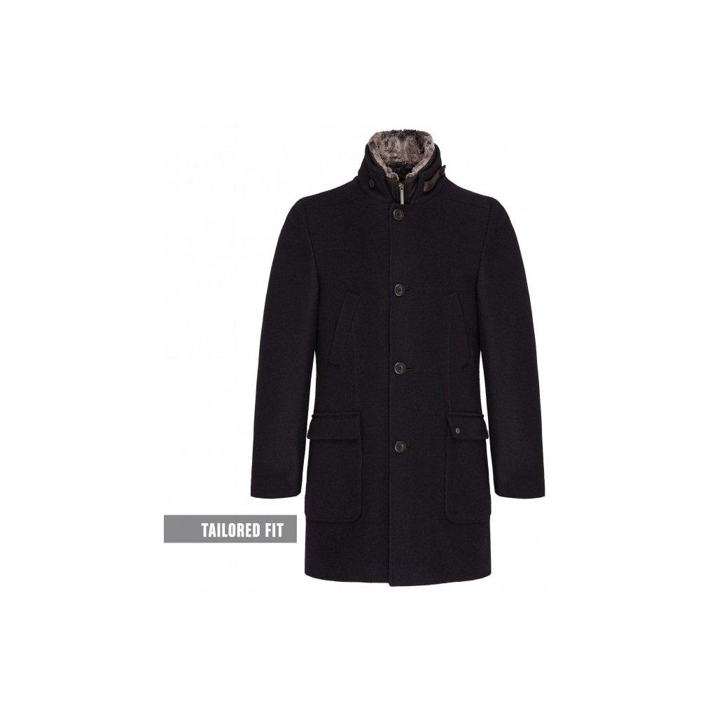 Dlhý pánsky kabát na zimu CLUB OF GENTS
