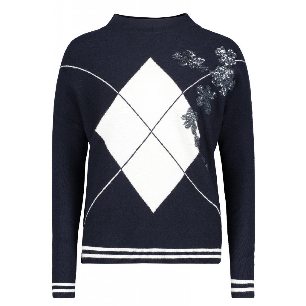 Dámsky moderný pulóver BETTY BARCLAY