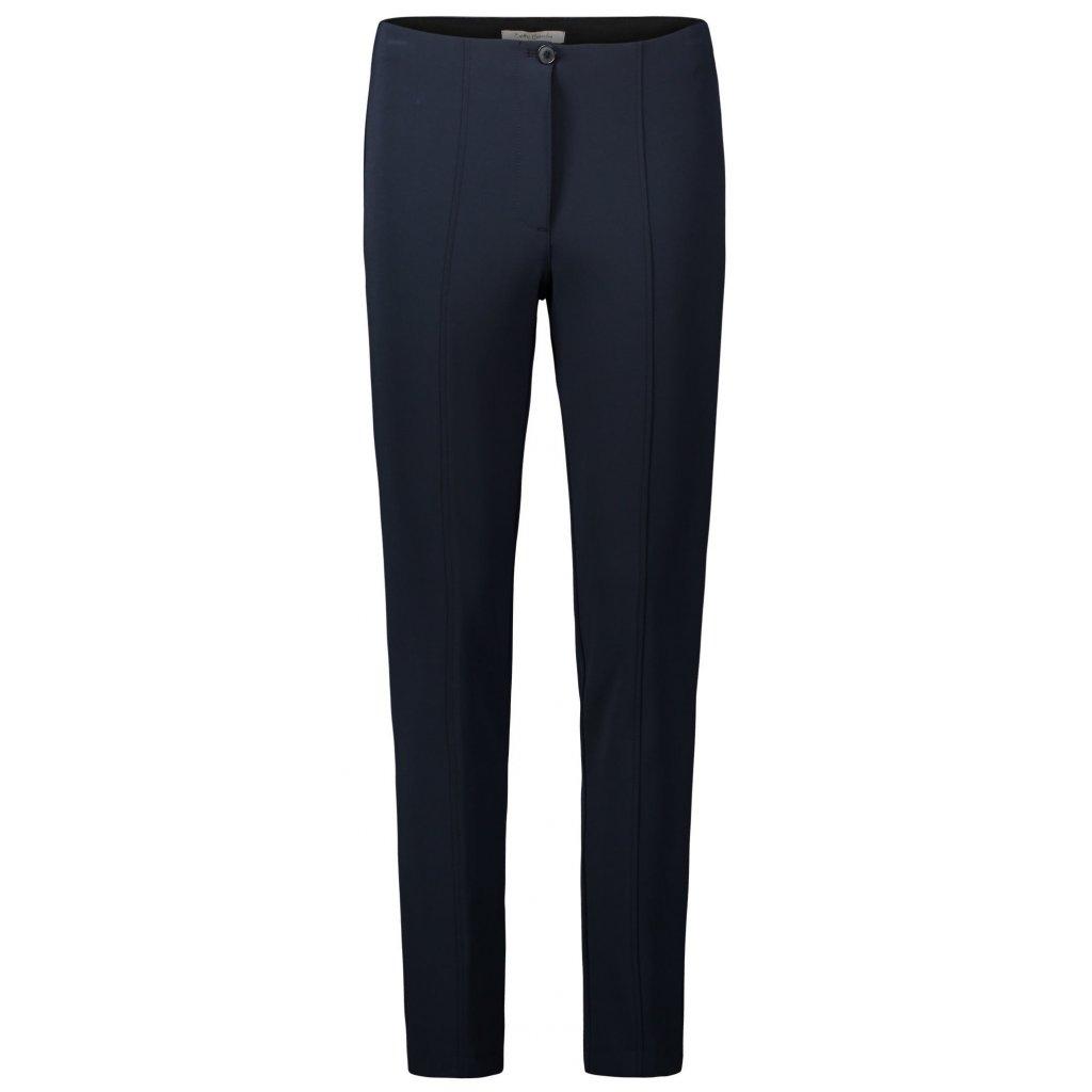 Dámske elegantné modré nohavice BETTY BARCLAY