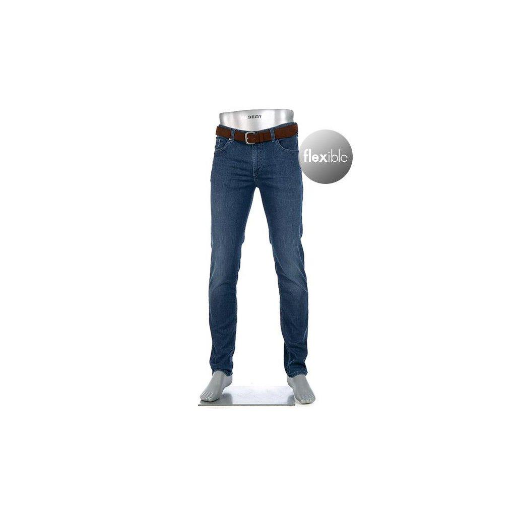 Pánske super elastické džínsy ALBERTO