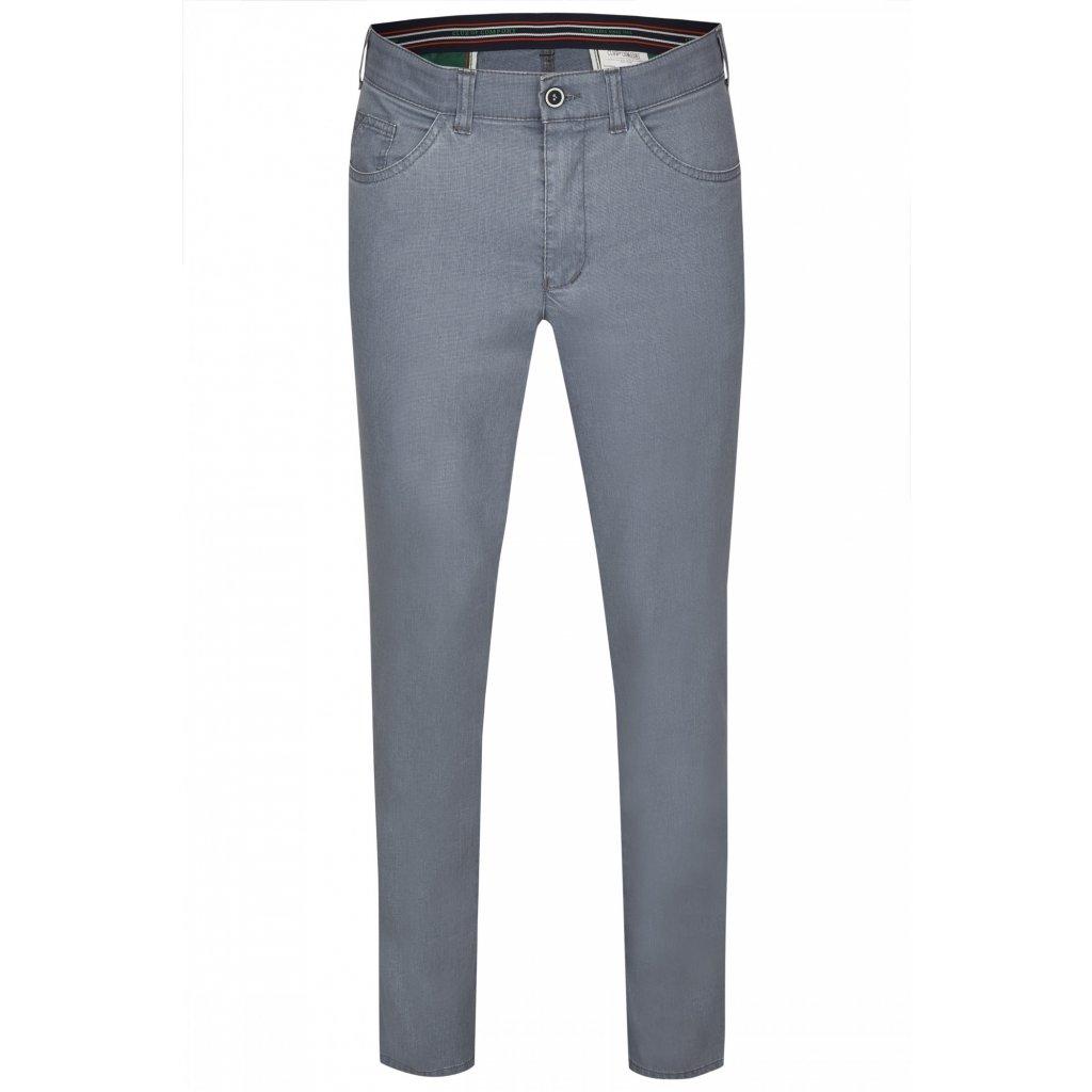 Pánske bavlnené komfortné nohavice CLUB OF COMFORT, nadmerná veľkosť