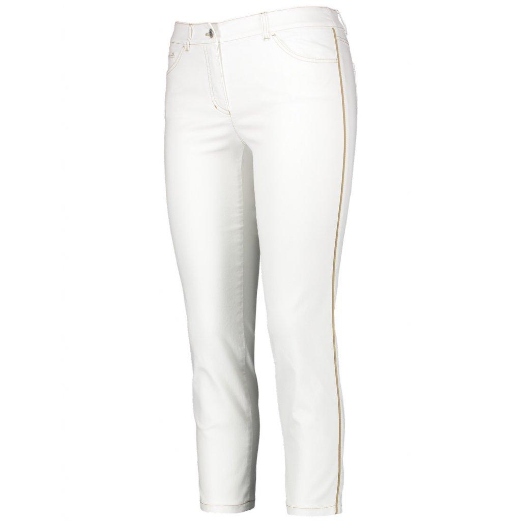 Dámske biele nohavice GERRY WEBER, Best4me