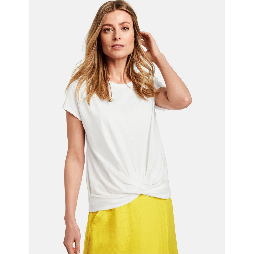 Dámske bavlnené tričko GERRY WEBER