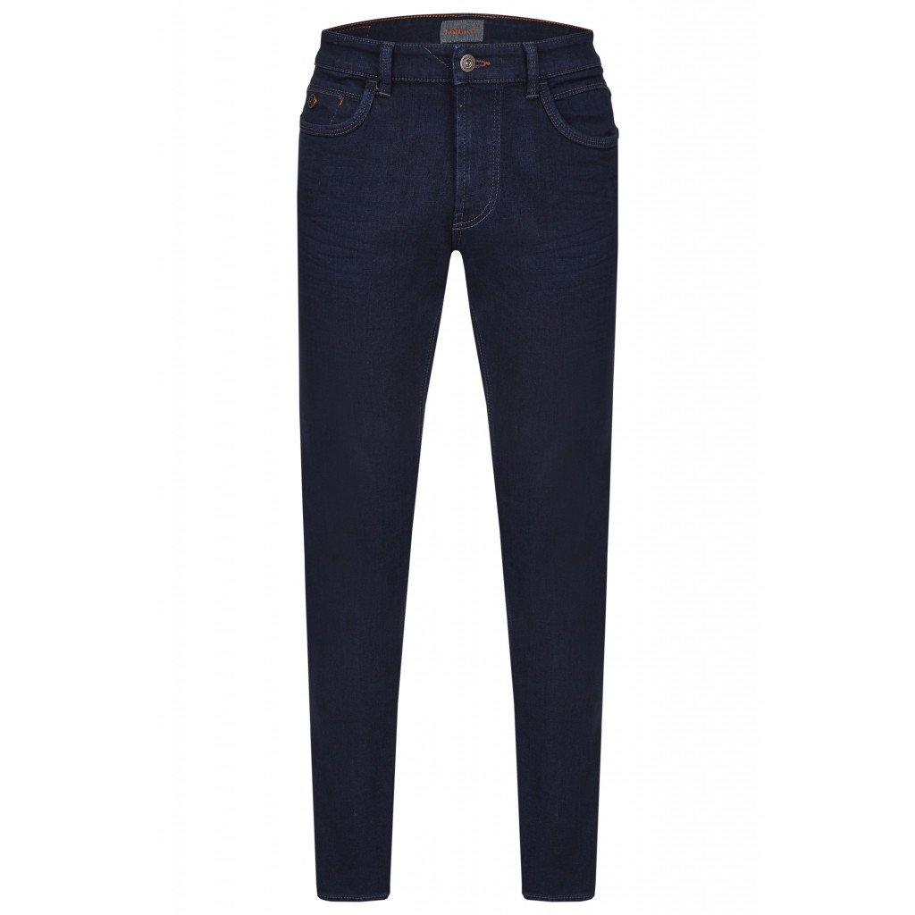 Pánske komfortné elastické džínsy HATTRIC, modern fit