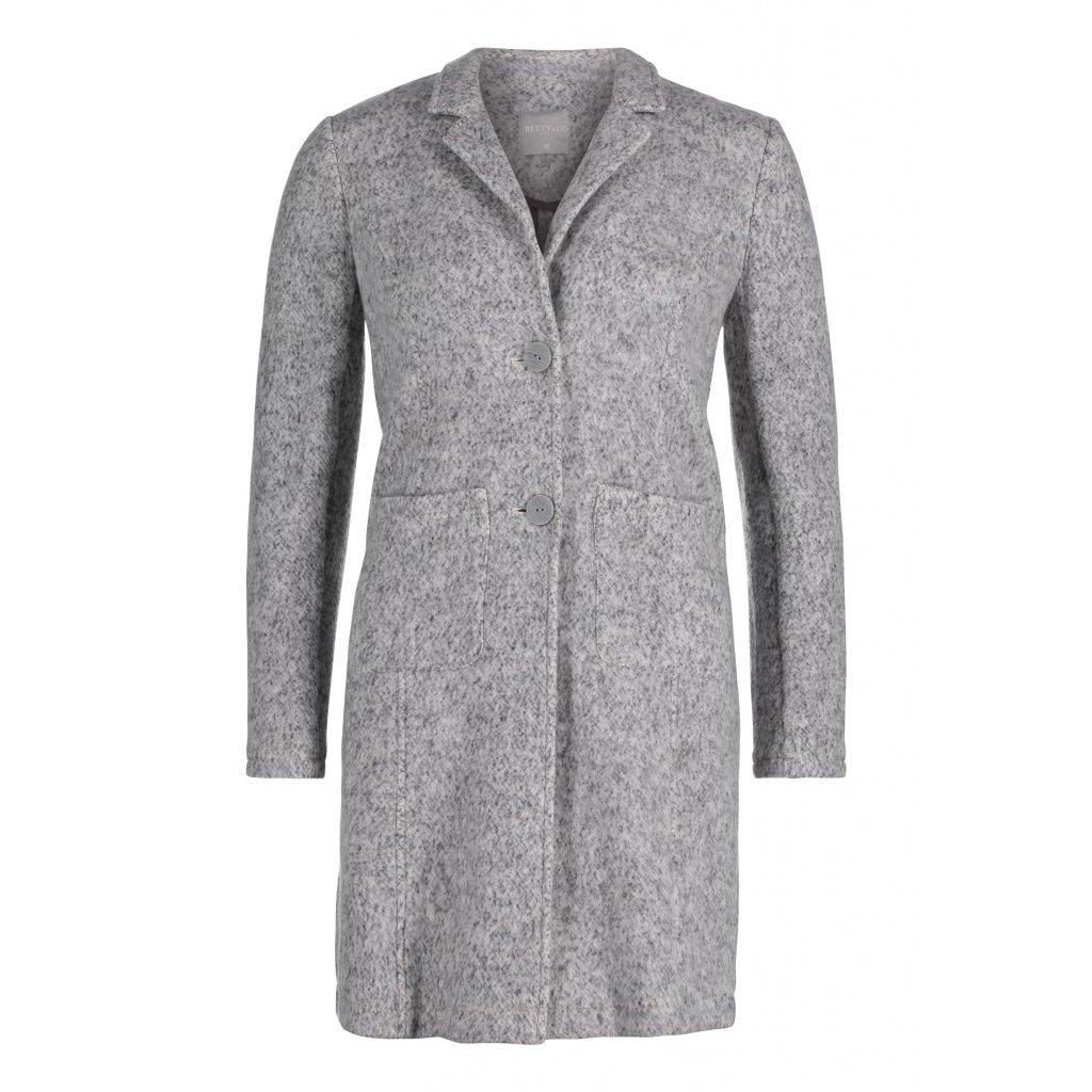 Bavlnený dámsky kabát na jeseň BETTY&CO