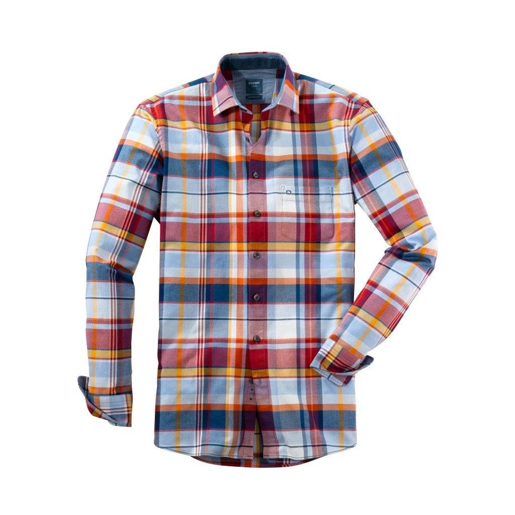 Pánska casual košeľa OLYMP, modern fit