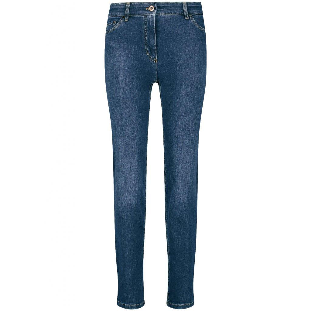 Dámske džínsy v rovnom strihu GERRY WEBER