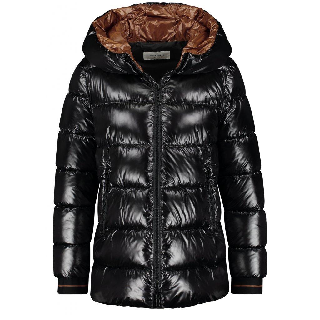 Dámska zimná lesklá trendová bunda GERRY WEBER