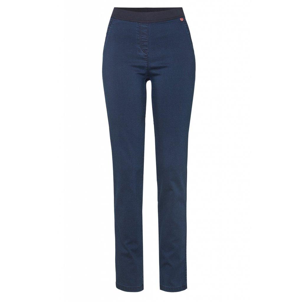 Modré džínsy s elastickým pásom My Darling TONI