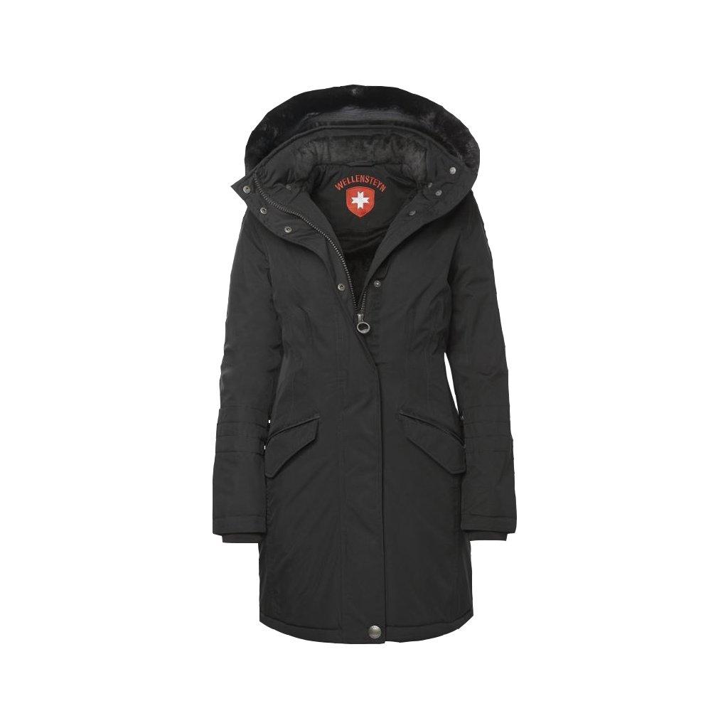 WELLENSTEYN Darling - dámsky funkčný kabát s odopínateľnou kapucňou, nadmerná veľkosť