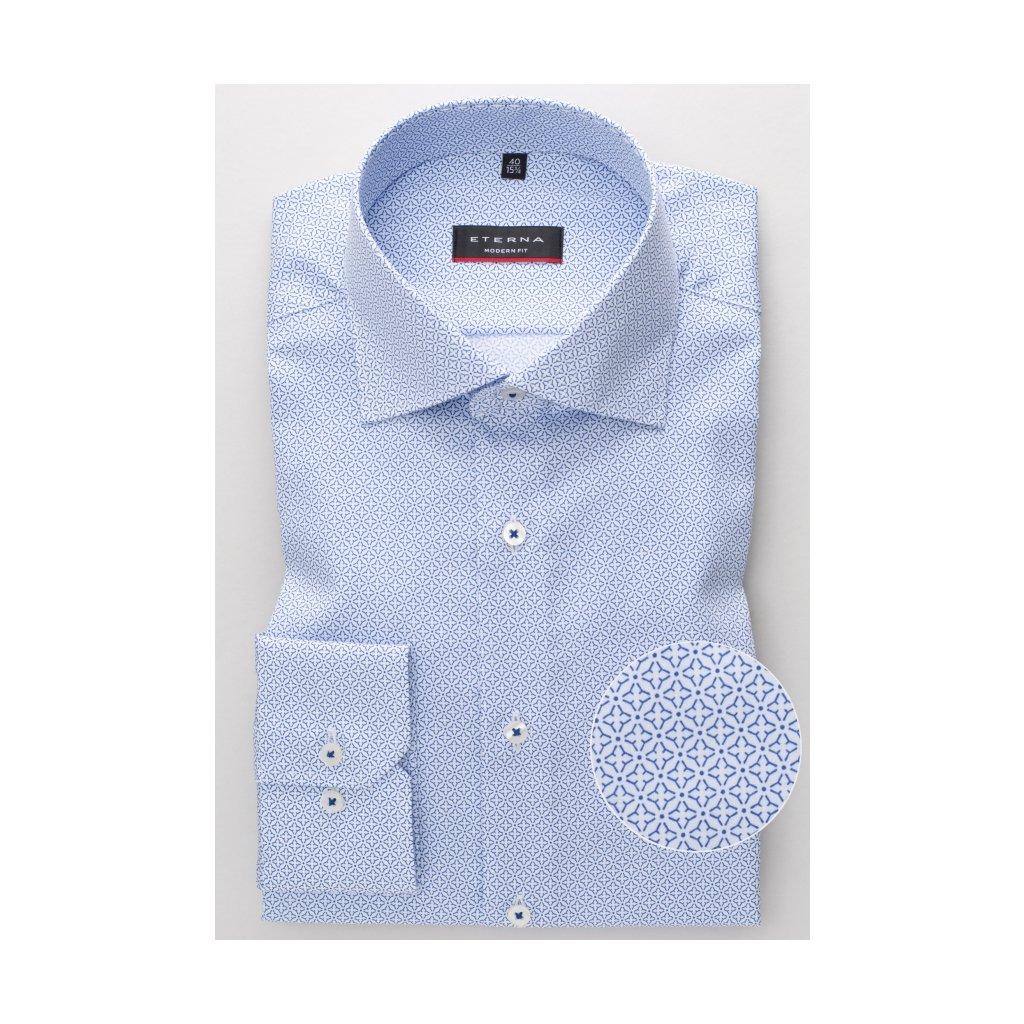 Pánska elegantná košeľa ETERNA, modern fit, nadmerná veľkosť