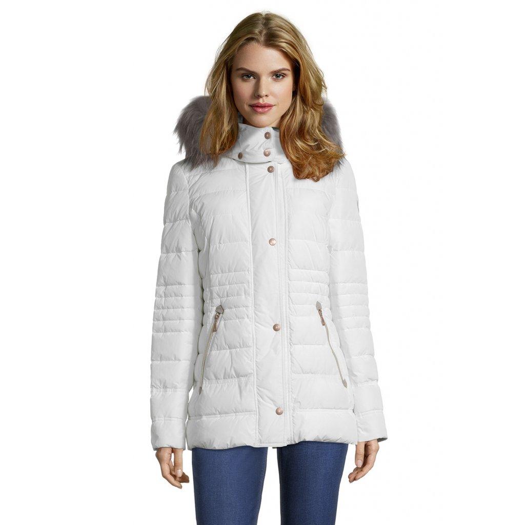 Dámska zimná bunda s odopínacou kapucňou GIL BRET