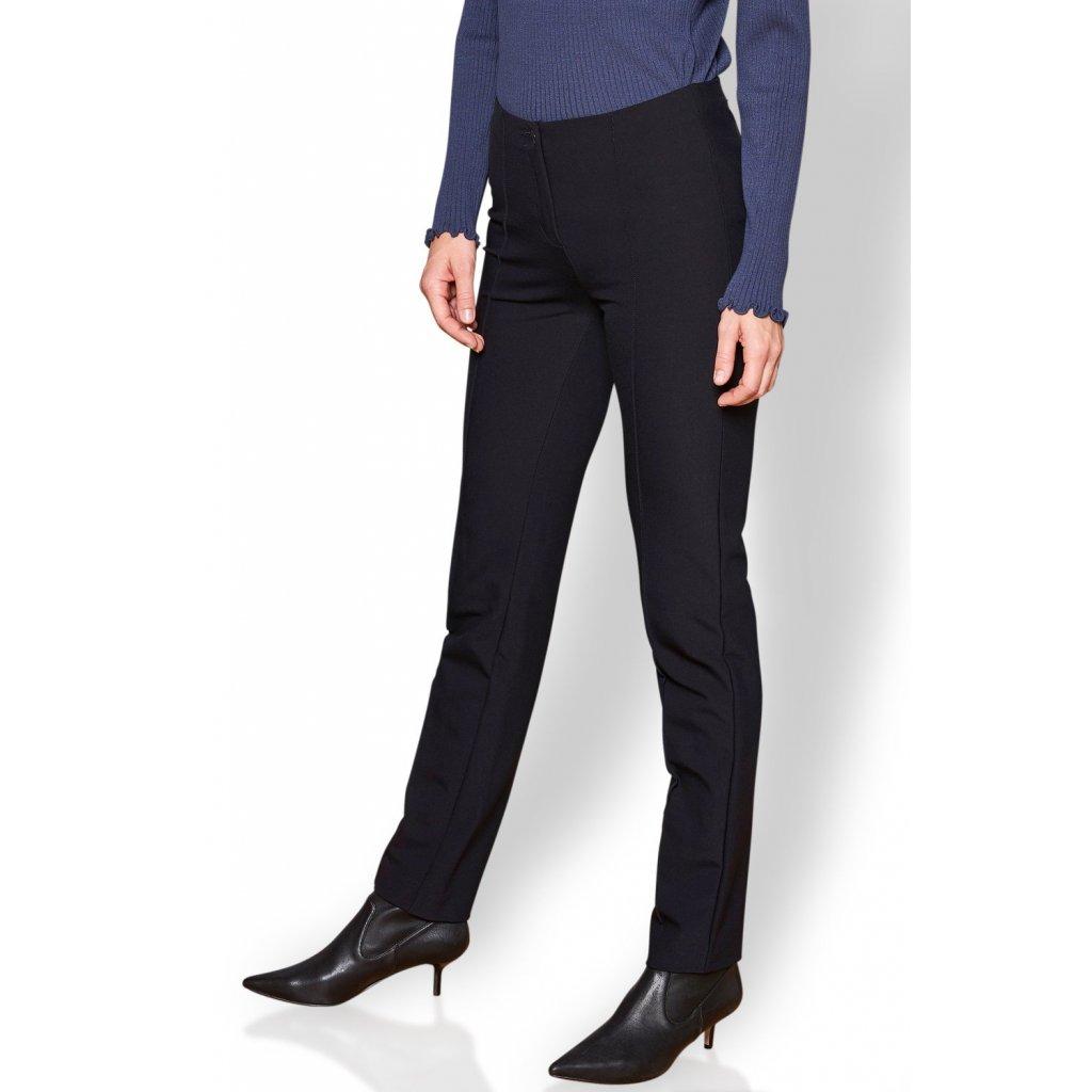 Dámske čierne elegantné nohavice TONI DRESS