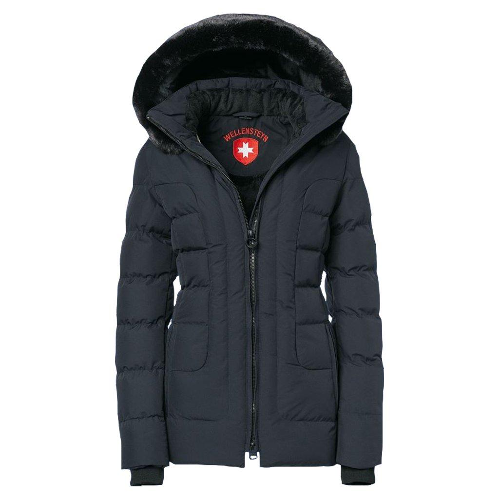 WELLENSTEYN Belvitesse Medium dámska zimná funkčná bunda modrá