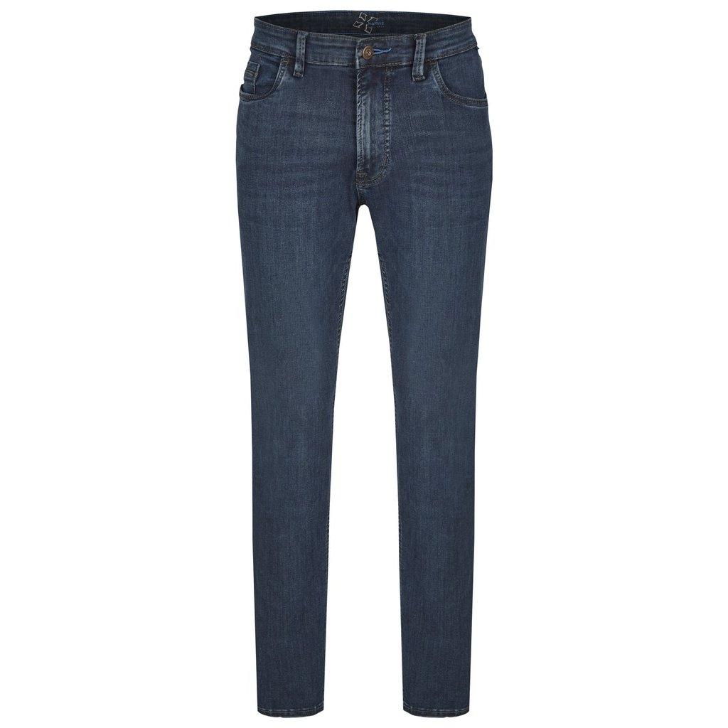 Pánske modré džínsy HATTRIC, regular fit