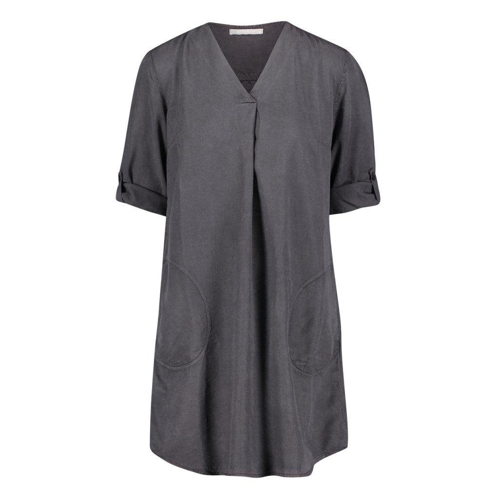 Dámske letné sivé šaty Betty&Co.