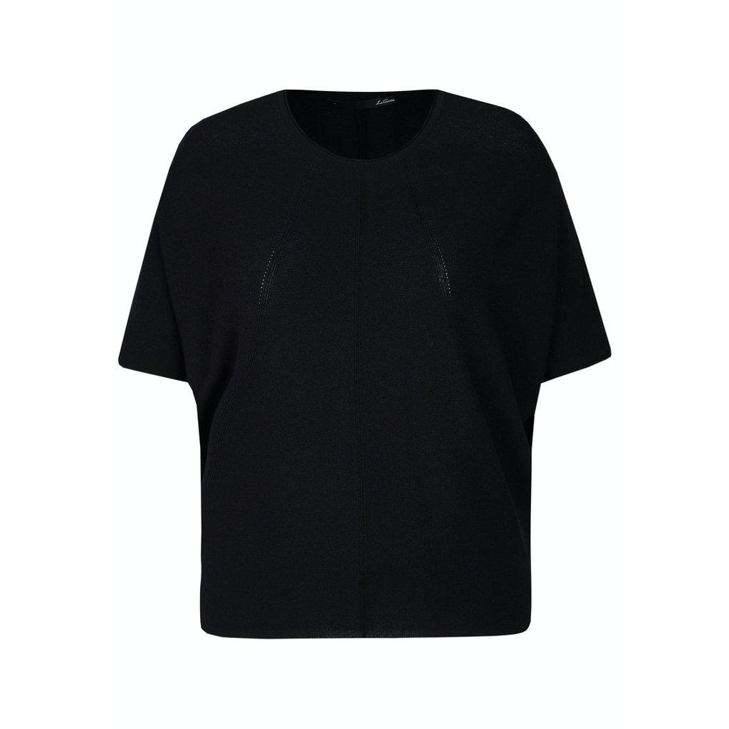 Dámsky čierni uni pulóver LE COMTE