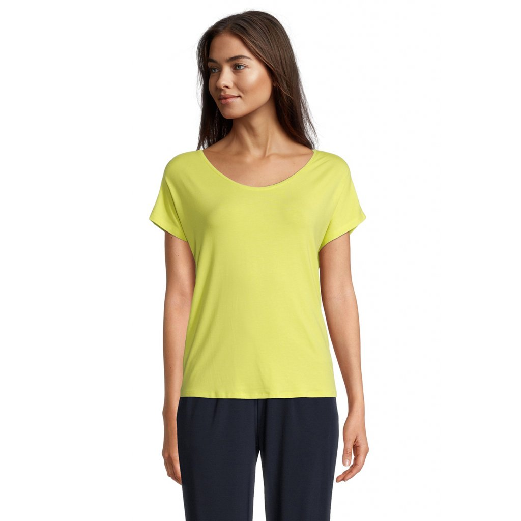 Dámske žlté tričko Betty&Co.