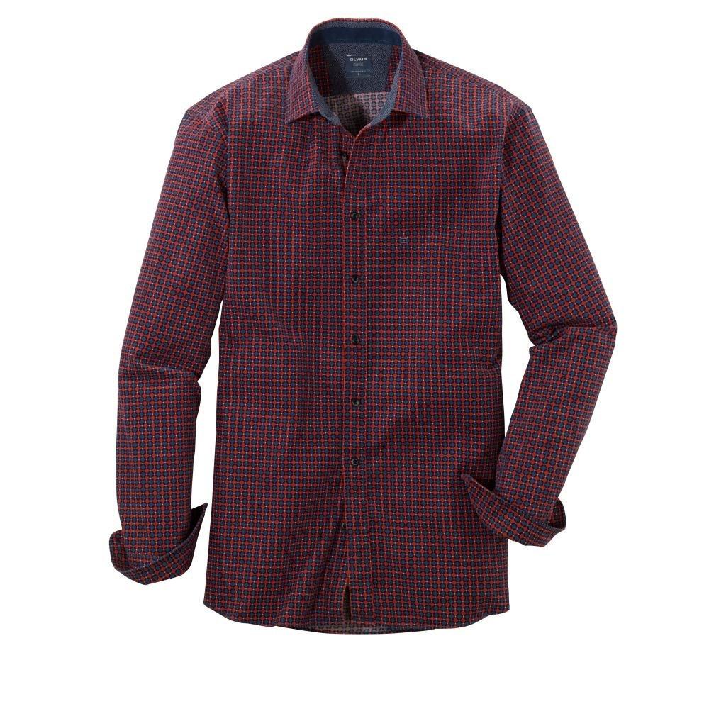 Pánska casual košeľa OLYMP modern fit